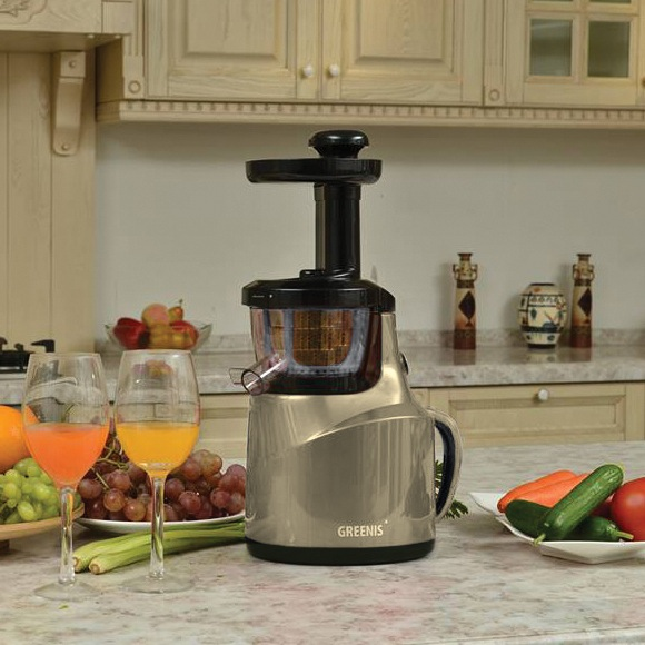 What is a Greenis Slow Juicer Health Essentials